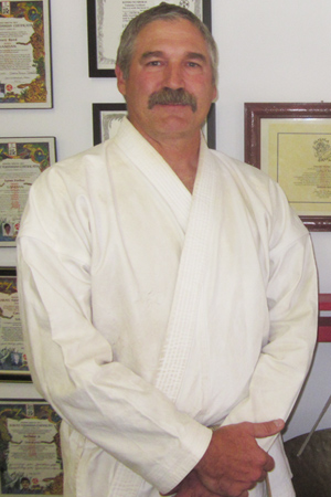 Sensei Kraig Schlosser karate fort wayne, karate columbia city, martial arts